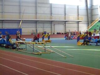 Антон Варавва, шест - 3.90 м